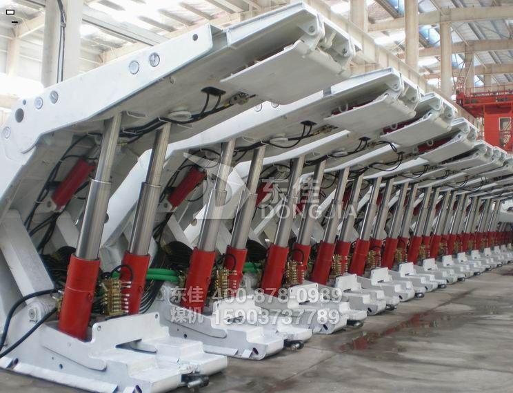液压支架的工作原理|新闻动态-河南省豫煤矿机有限公司